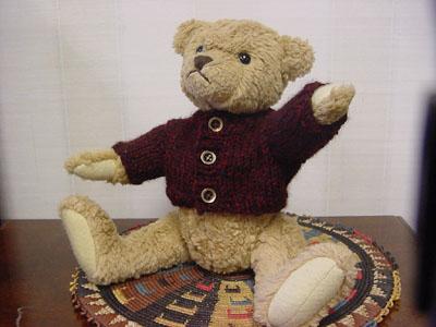 Knitting Pattern For Jumper For Teddy Bear : Knitting 103 Teddy Bear Sweater